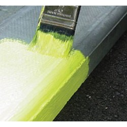 High Visibility Fluorescerend Geel