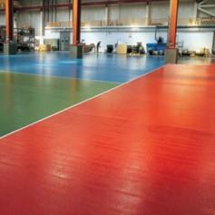 Verf en coatings voor vloeren